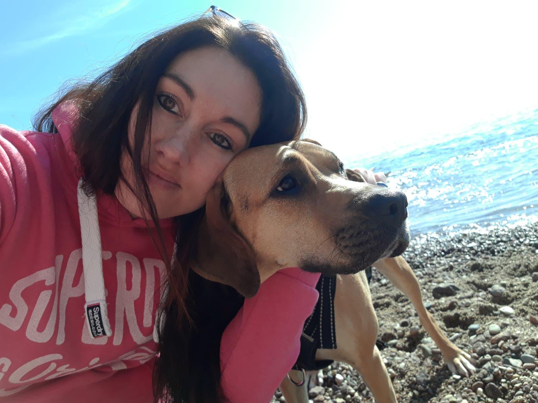 vanessa adoptante et famille d'accueil association de protection animale